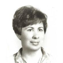 Maria Celeste Mateus das Neves de Canelas Lopes