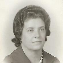 Maria Alice dos Santos Afonso Cigano